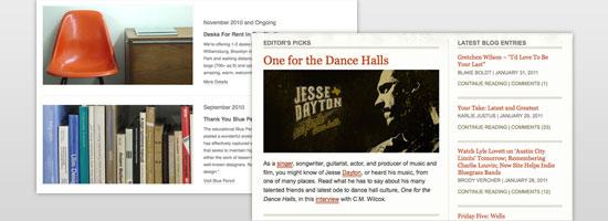 6 Popular Content Presentation Design Patterns