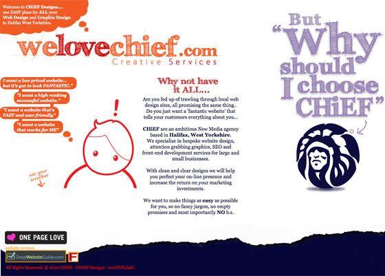 Welovechief.com
