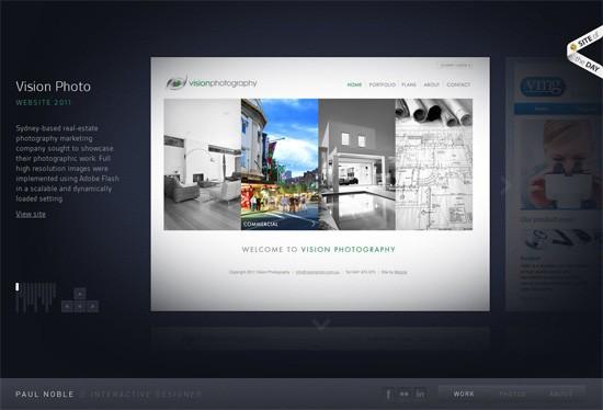 Design an Innovative Portfolio Site Using Alternative UI/UX