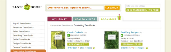 TasteBook