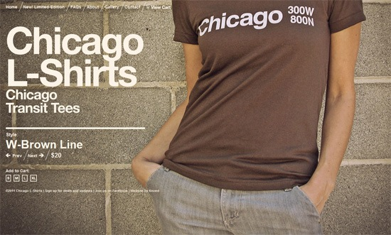 Chicago L-Shirts