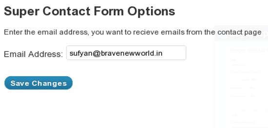 Super Contact Form