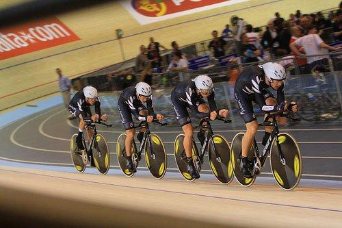 New Zealand Team Pursuit
