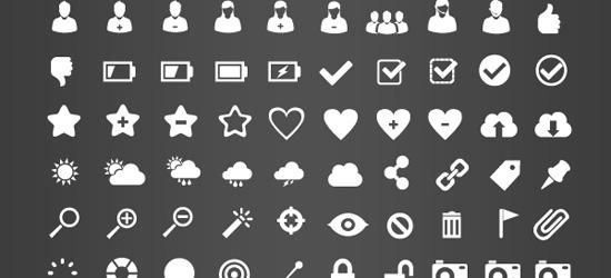 Free Icon Pack: 375 Retina-Display-Ready Icons