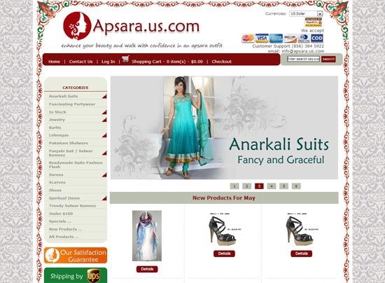 Apsara.us.com