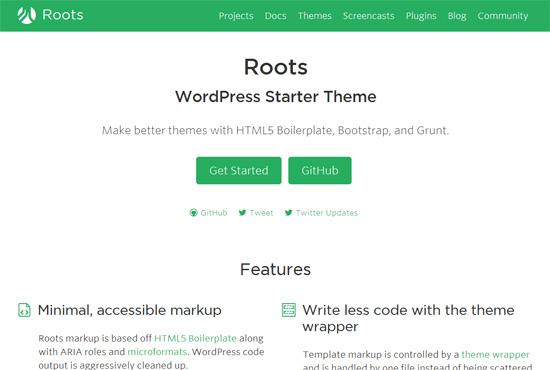 10 Free Blank WordPress Themes | WebpageFX Blog
