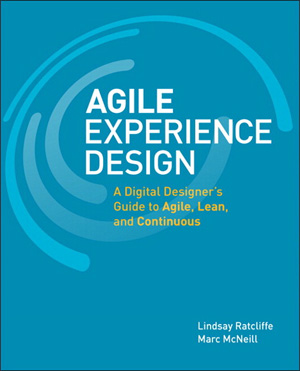 Book cover: Agile Experience Design