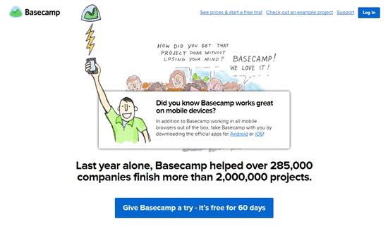 Project Management: Basecamp