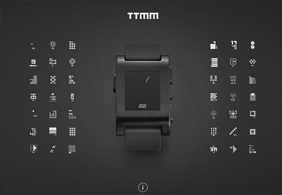 Dark web design: TTMM