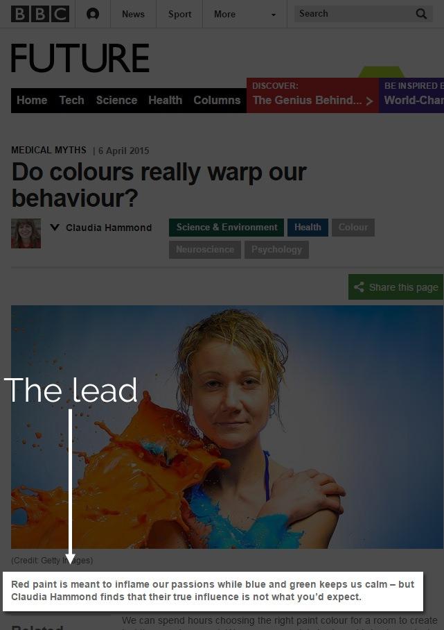 BBC lead summary.