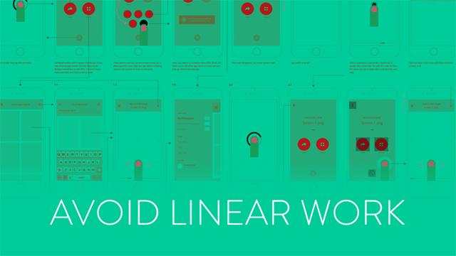Avoid Linear Work