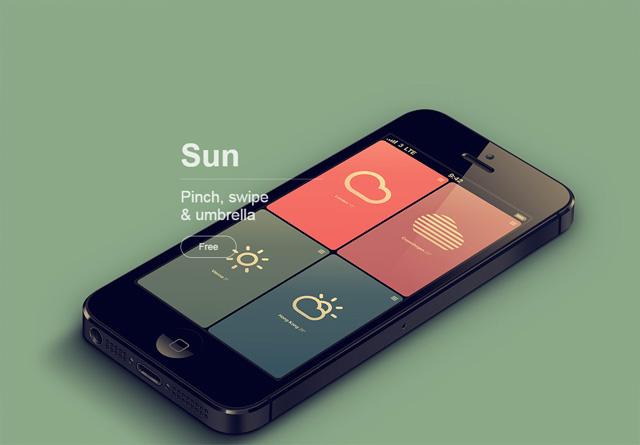 App Website: Sun
