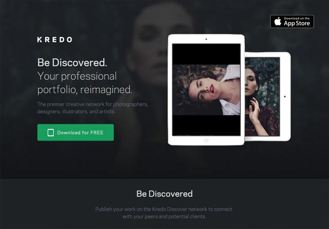 App Website: Kredo