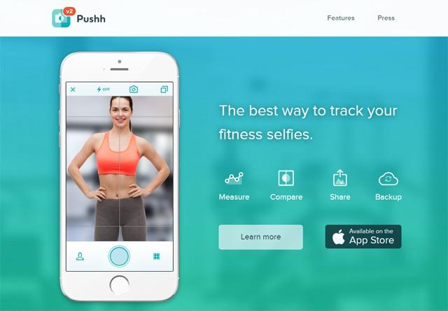 App Website: Pushh