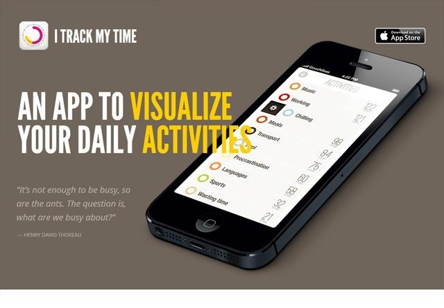 App Website: iTrackMyTime