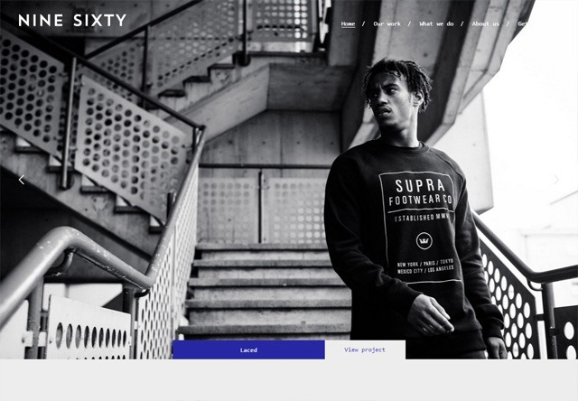 Design agency: Nine Sixty