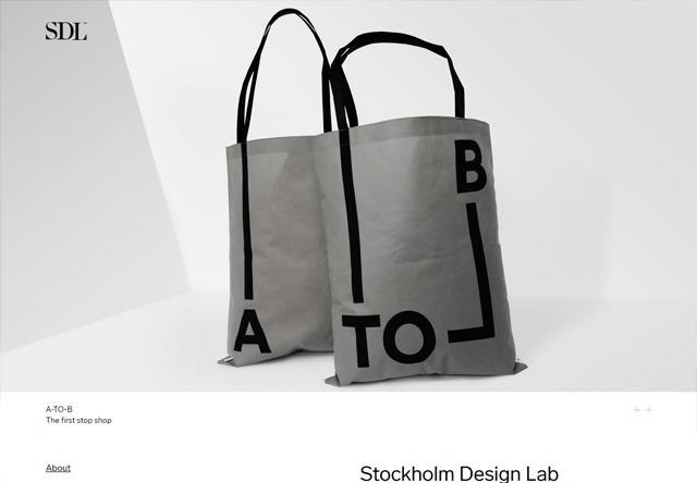 Design agency: Stockholm Design Lab