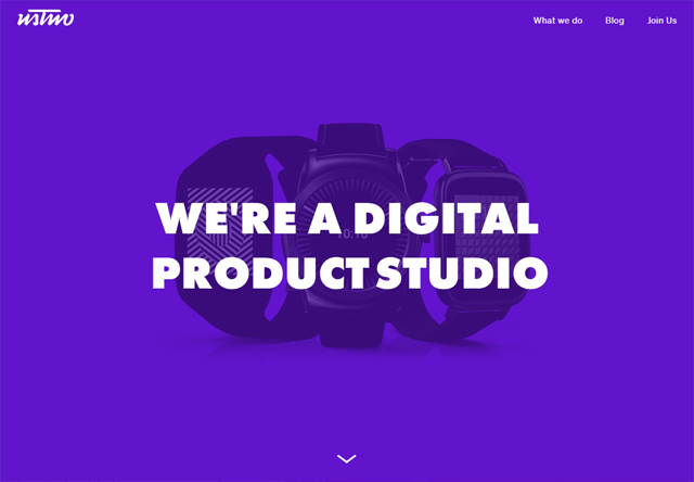Design agency: ustwo