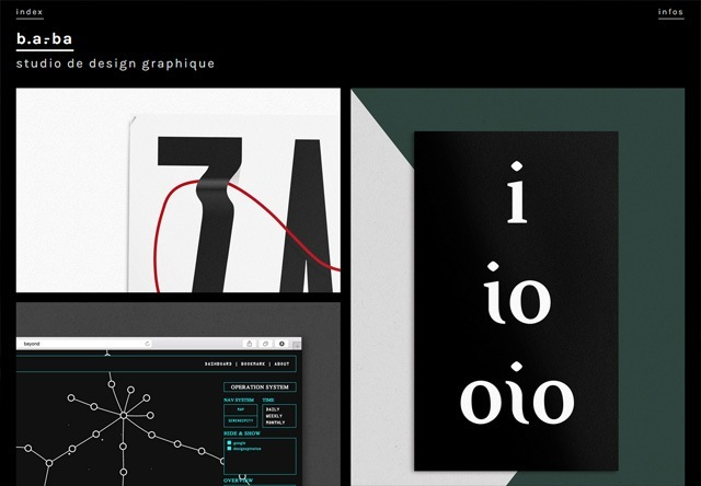Design agency: b.a.-ba