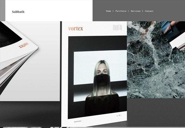 Design agency: Sabbath Visuals