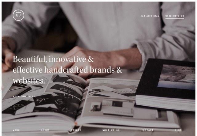 Design agency: BrightByte Studio