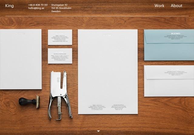 Design agency: King