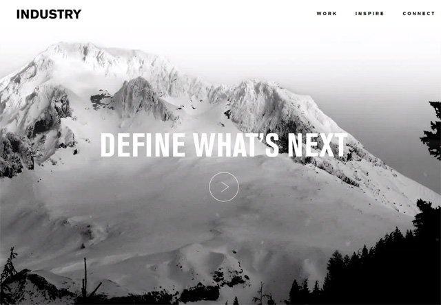 Design agency: INDUSTRY