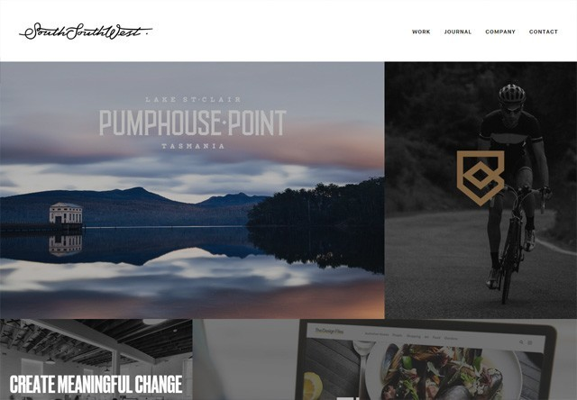Design agency: SouthSouthWest