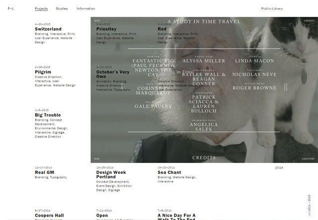 Design agency: Public-Library