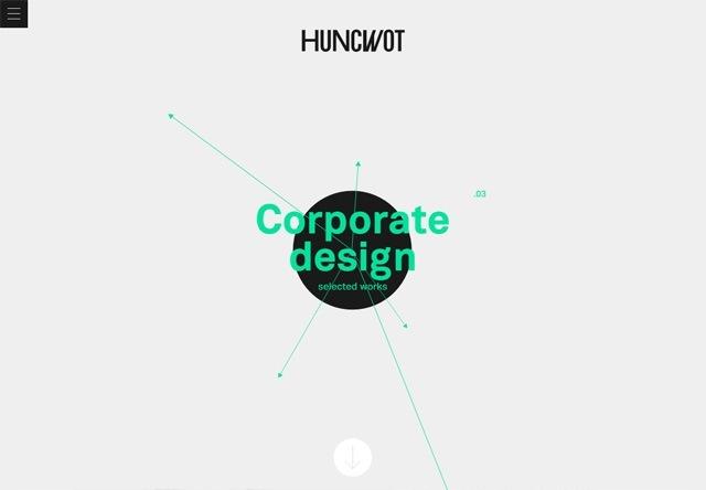 Design agency: Huncwot