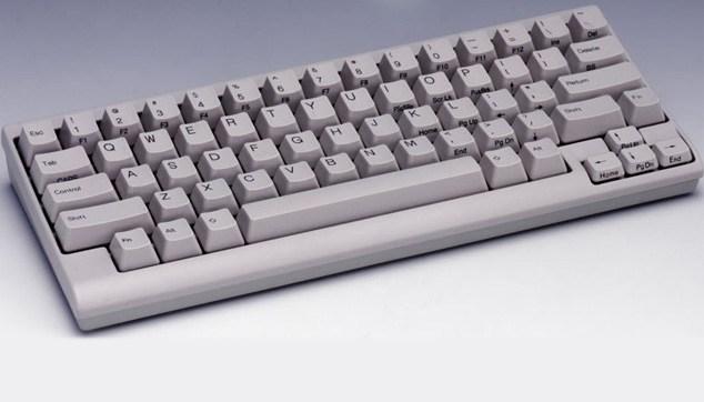 Happy Hacking Keyboard (HHKB)