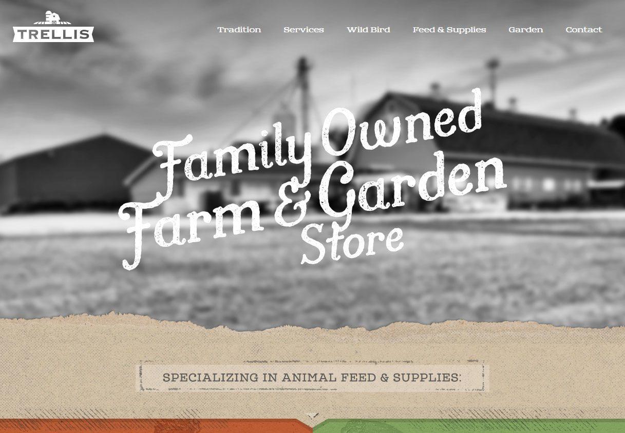 Trellis Farm & Garden