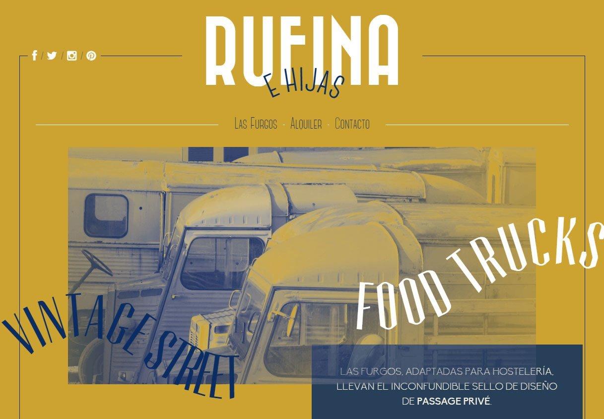Rufina e hijas