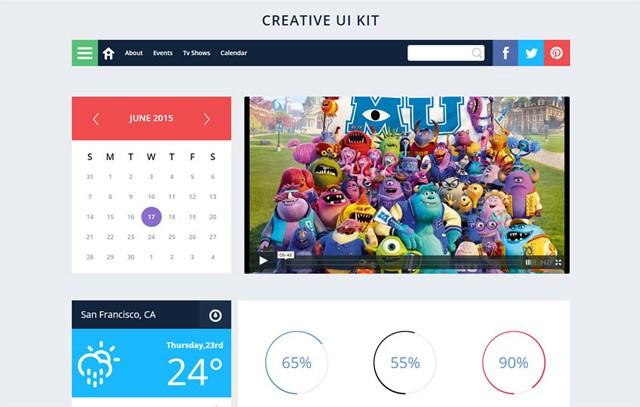 Creative UI Kit