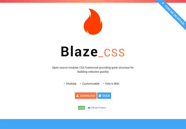 Blaze CSS