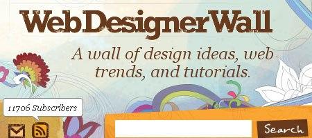 Web Designer Wall - Screen shot