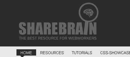 Sharebrain - Screen shot