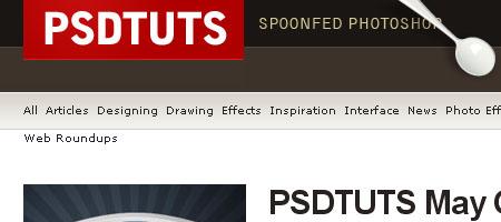 PSDTUTS - Screen shot