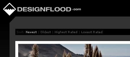 DESIGNFLOOD.com - Waist Deep in Pixels