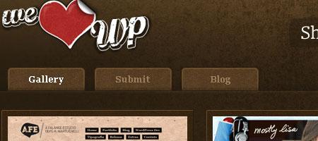 We Love WP - Screenshot