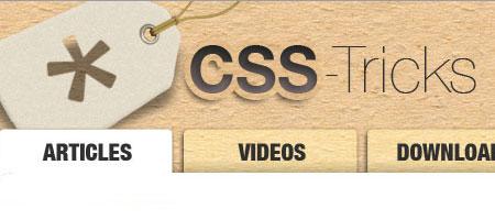 CSS-Tricks - Screen shot