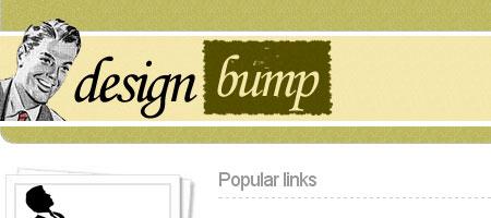 Design Bump - Screen shot