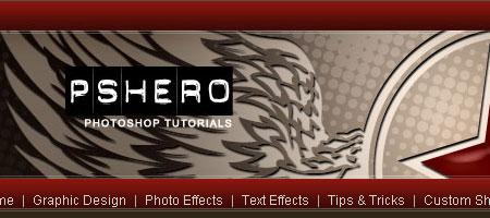 PS HERO - Screen shot
