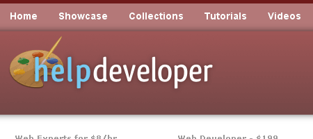 Help Developer - Screen shot