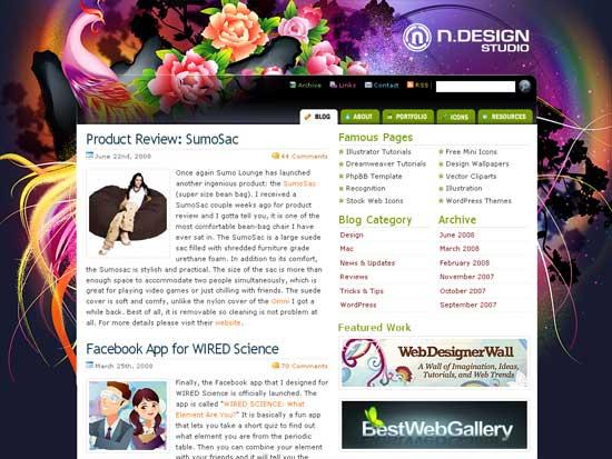N.Design Studio - screen shot.