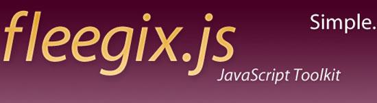 Fleegix.js - screen shot.
