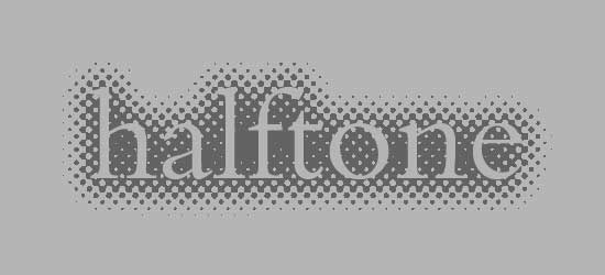 Killer Halftone Effect - screen shot.