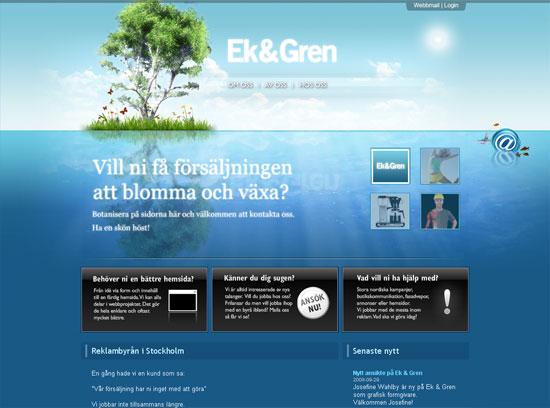 Ek & Gren - screen shot.
