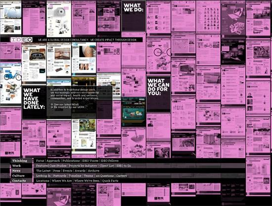 IDEO - screen shot.