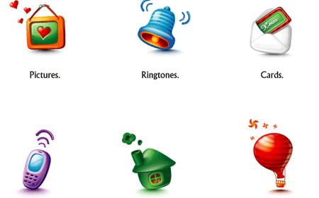 Wifun Icons screen shot.
